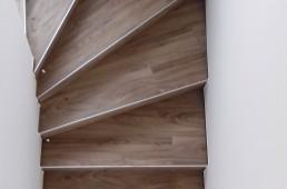 Stopnišče iz vinila