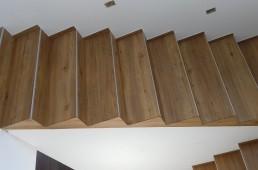 Stopnišče iz vinila_