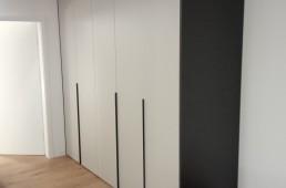 Vgradna omara v dnevni sobi